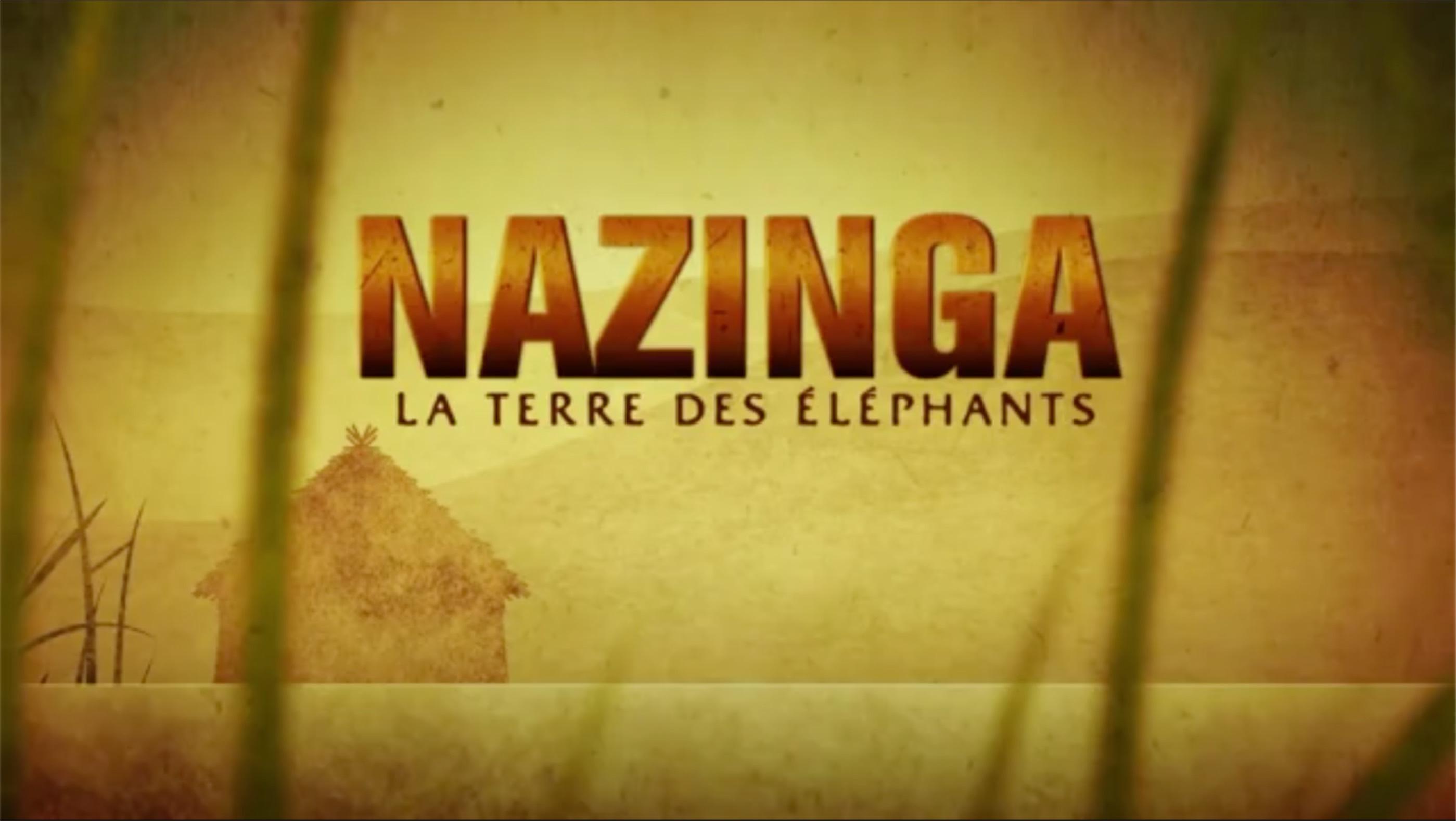 Nazinga, la terres des éléphants